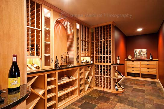 We have experience building temperature controlled residential walk-in cellars free standing wine cabinets commercial environment controlled cellars ... & Wine Storage Designs - About Us